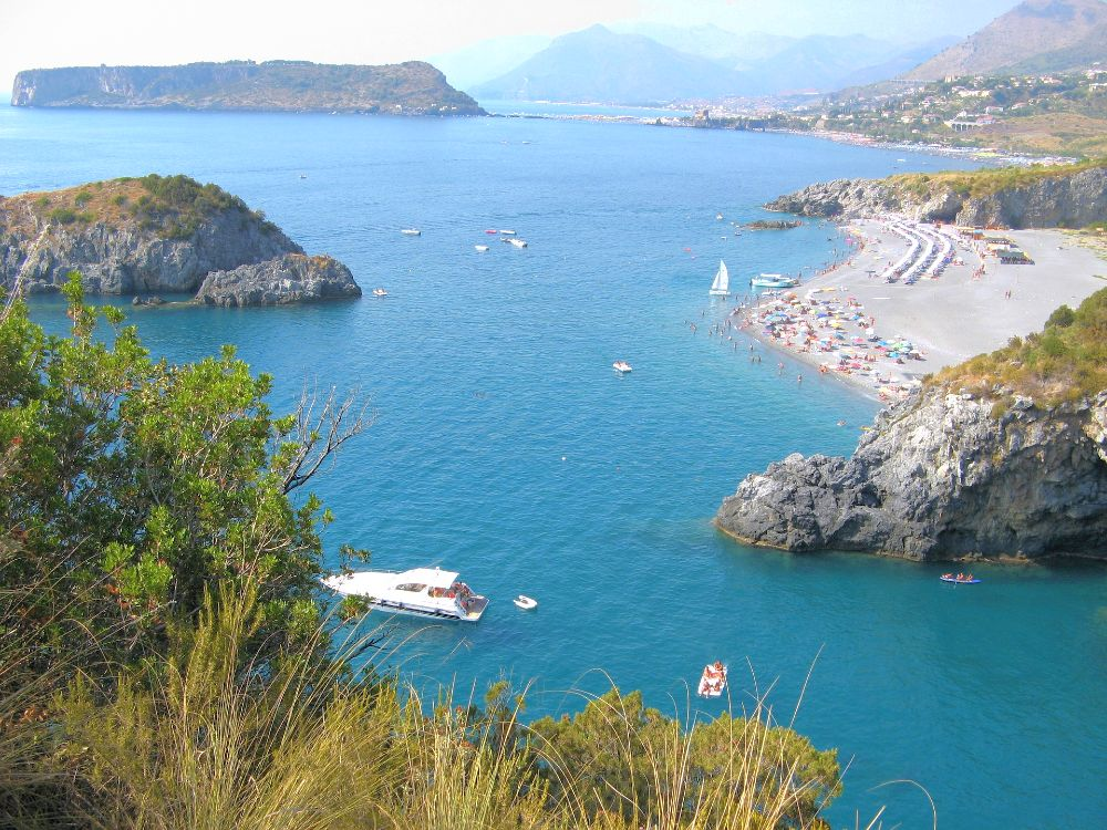 weekend in calabria